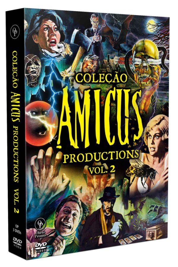 COLEÇÃO AMICUS PRODUCTIONS VOL.2