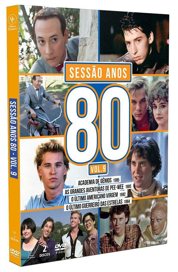SESSÃO ANOS 80 VOL.9