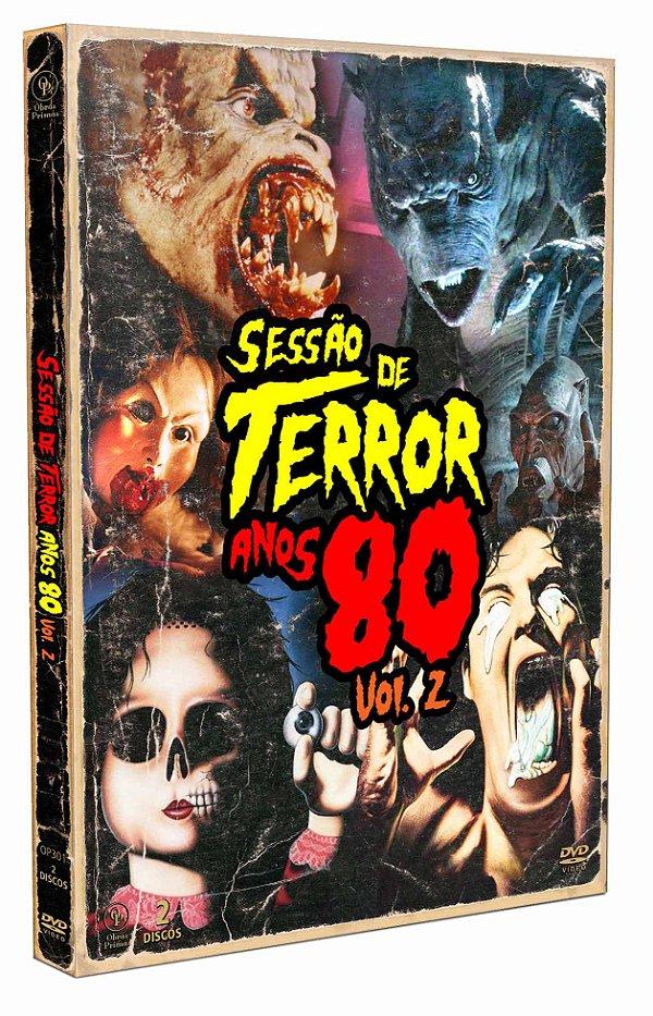 SESSÃO DE TERROR ANOS 80 VOL.2