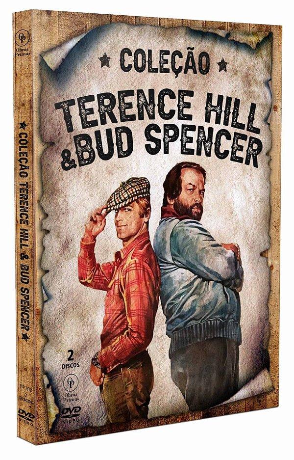 COLEÇÃO TERENCE HILL & BUD SPENCER