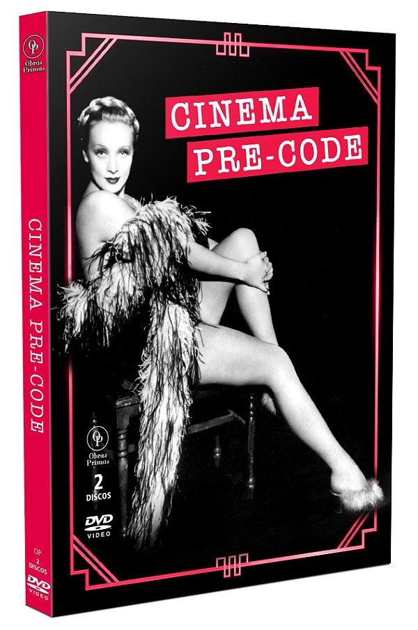 CINEMA PRE-CODE