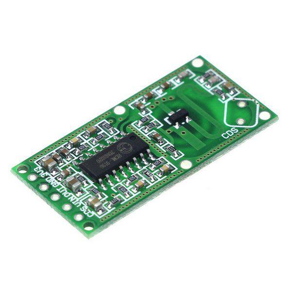 Módulo Sensor de Presença e Movimento Microondas RCWL-0516