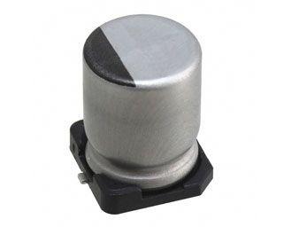 Capacitor Eletrolítico 50V SMD