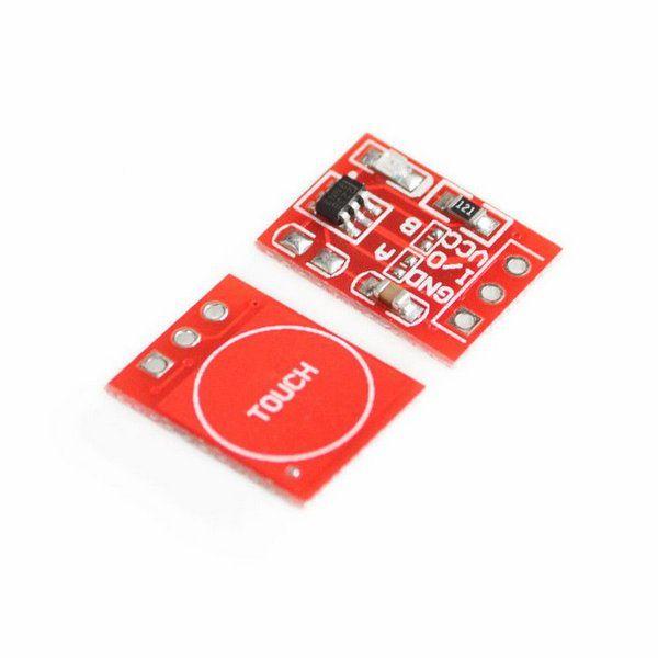 Módulo Sensor Touch Capacitivo TTP223