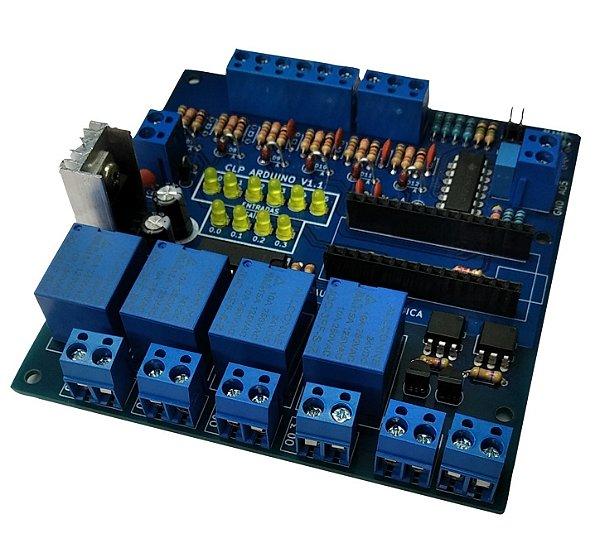 Shield CLP para Arduino Nano V1.1