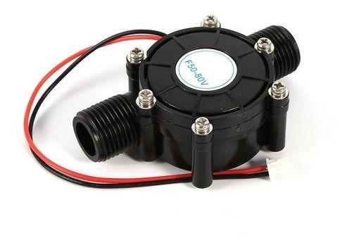Mini Gerador Hidráulico com Fluxo de Água 10W 80V