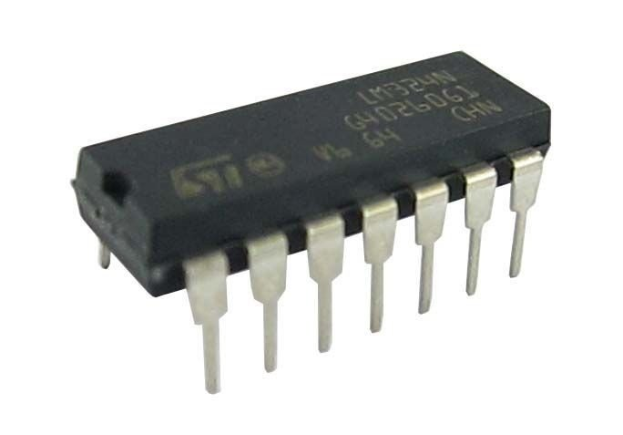 Amplificador Operacional LM324N
