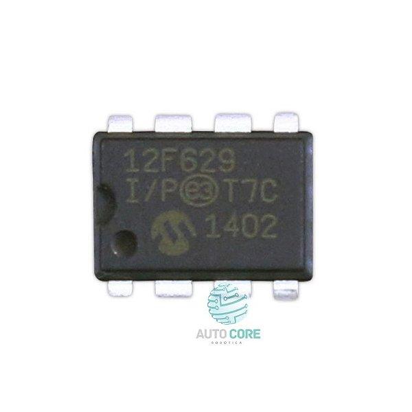 Microcontrolador PIC 12F629 -I/P