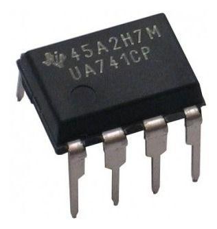 741 - CI Amplificador Operacional