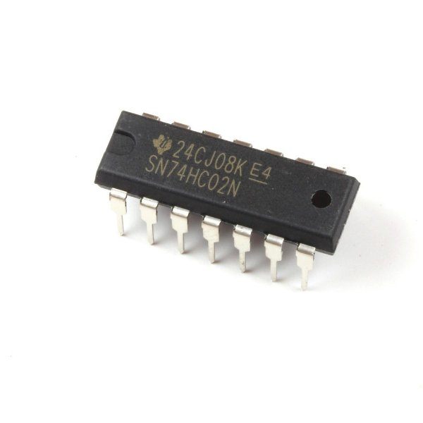 74HC02 - CI Porta Lógica NOR