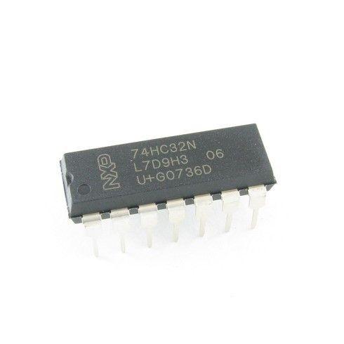 74HC32 - CI Porta Lógica OR