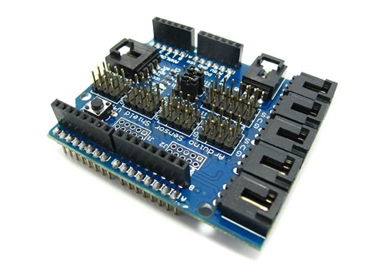 Sensor Shield Arduino Uno Mega 4.0