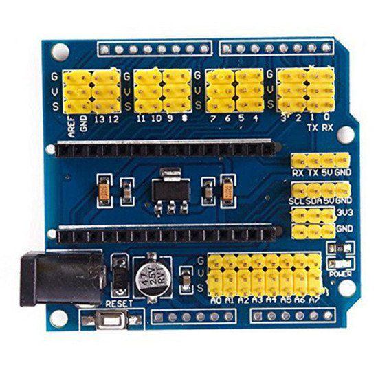 Shield de Expansão para Arduino Nano