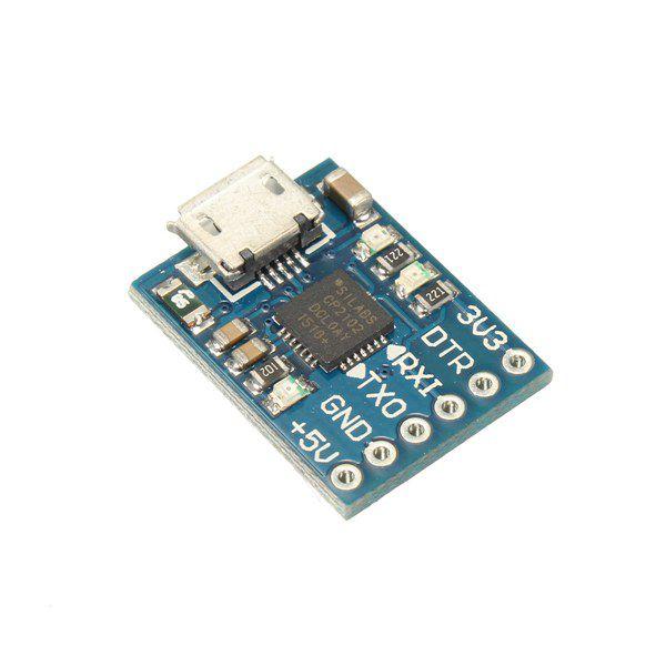 Módulo Conversor Usb/Serial 6 Pinos CP2102