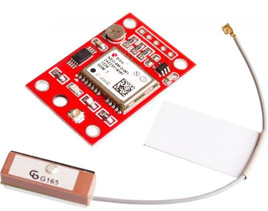 Módulo GPS GY-NEO-6M