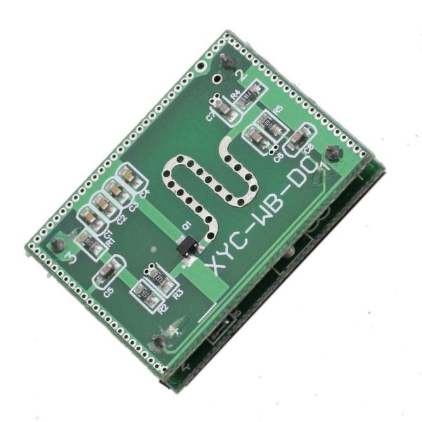 Módulo Sensor de Microondas XYC-WB-DC