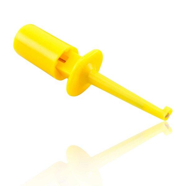Gancho Ponta de Prova Amarelo