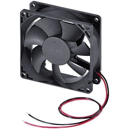 Mini Ventilador Cooler 80x80mm 12V