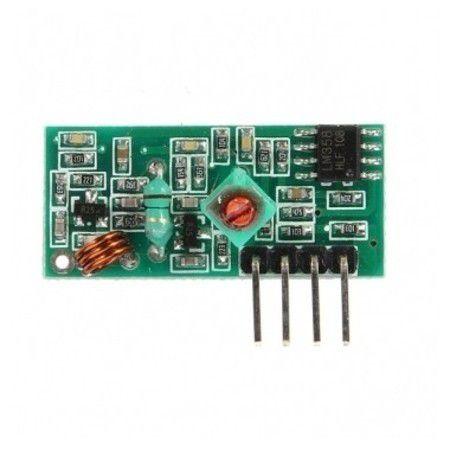 Módulo Receptor RF 315Mhz