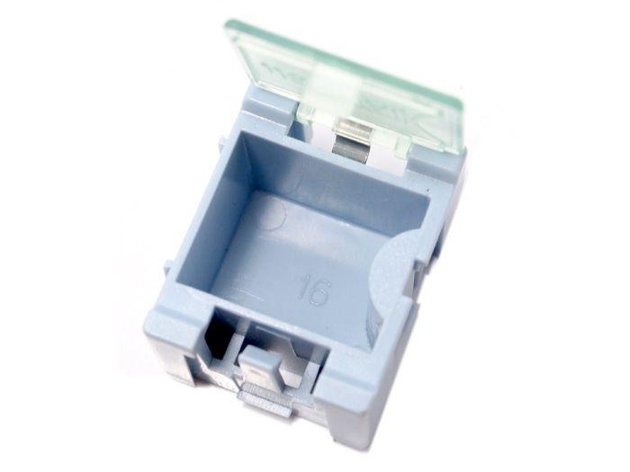 Caixa para Armazenamento de Componentes SMD