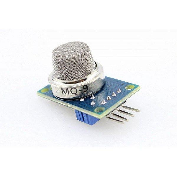 Módulo Sensor de Monóxido de Carbono MQ-9