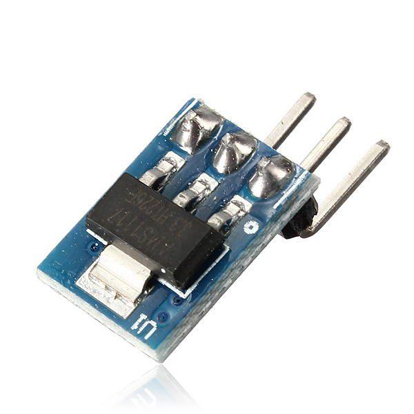Mini Módulo Conversor AMS1117 DC 3.3V 800mA