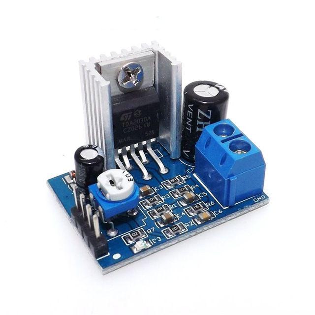 Módulo Amplificador de Som TDA2030