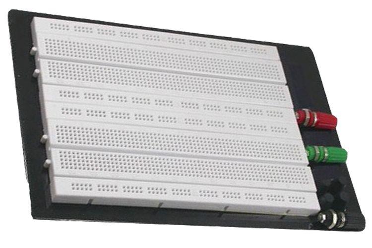 Protoboard 1680 Pontos com Base