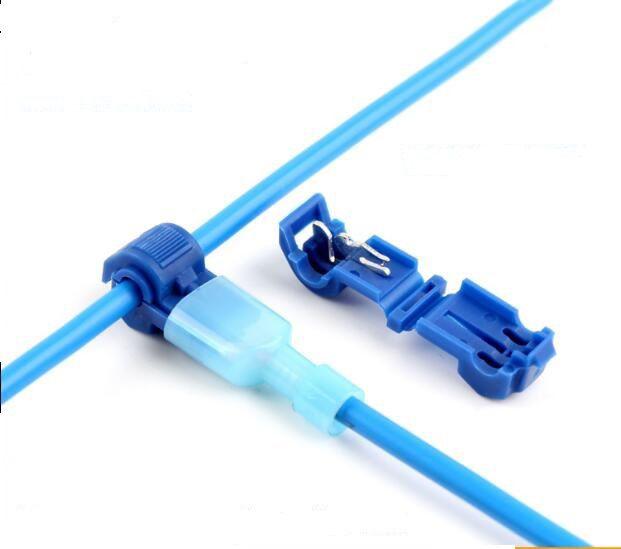 Conector Excellway TC01 Azul