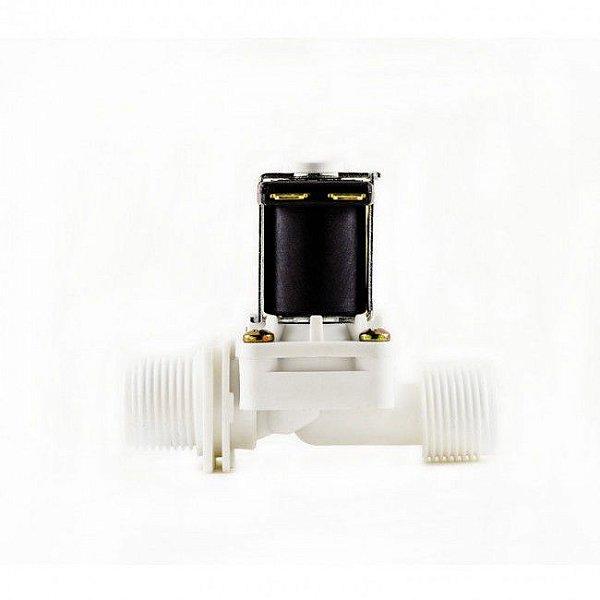 Válvula Solenóide para Água 220V 180º ( ½ x ½)