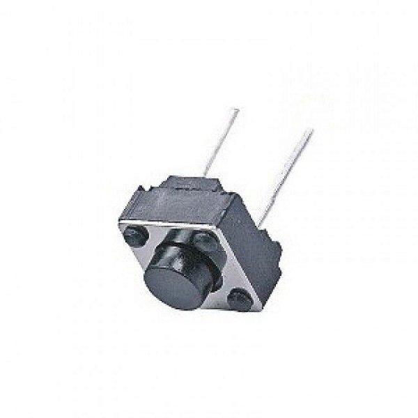 Botão Táctil KFC-A06-6X6X5 2T 180º