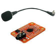 Módulo Sensor de Reconhecimento de Voz V3 com Microfone
