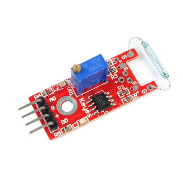 Módulo Sensor Magnético Reed Switch