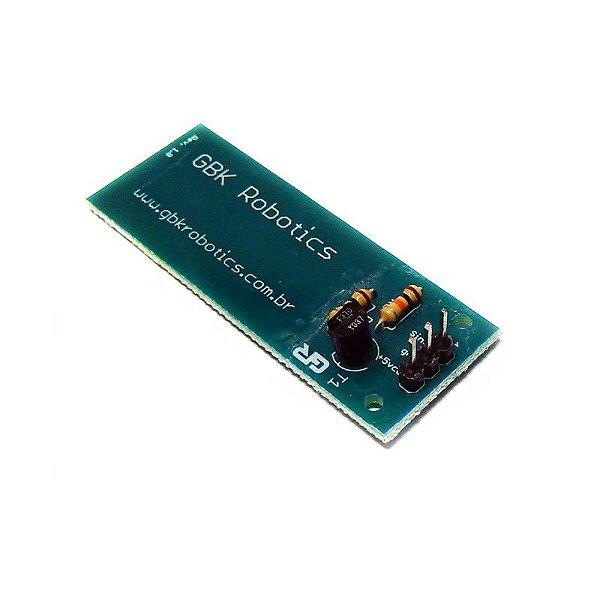 Módulo Sensor de Umidade do Solo GBK Robotics
