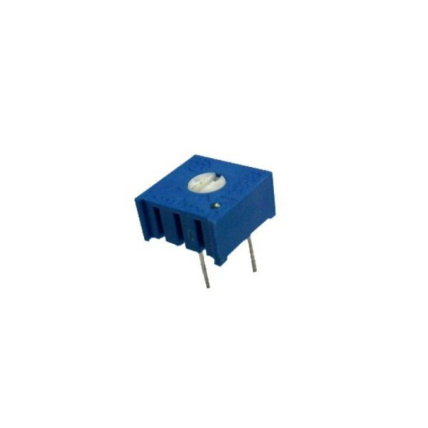 Trimpot 1 Volta 3386F 100k