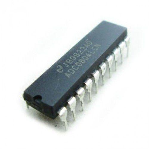 ADC0804 - Conversor Analógico Digital A/D