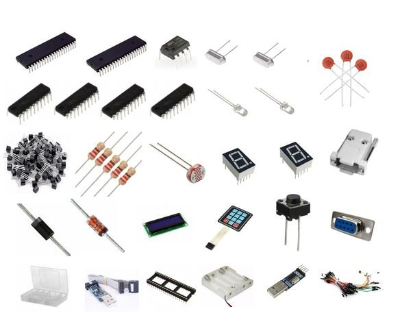 Kit Microcontrolador 8051 Modelo I