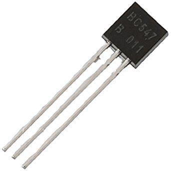 Transistor NPN - BC547