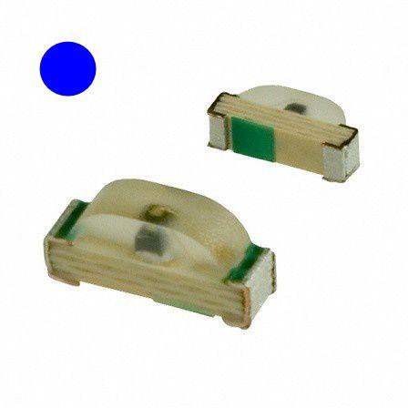 Led Azul Smd 0805 - Kit com 10 unidades