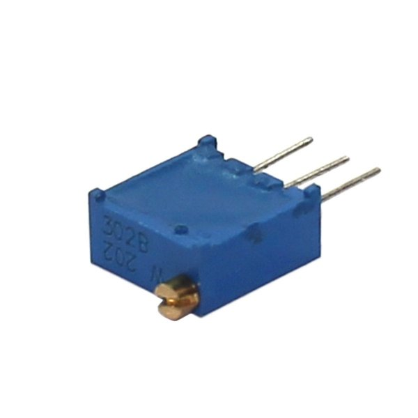 Trimpot 25 Voltas Multivoltas 3296X 1k