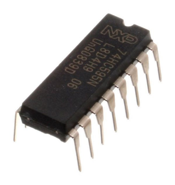 74HC595 - Shift Register