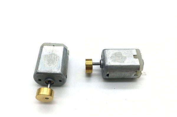 Micro Motor DC 1.5-6V com Pêndulo