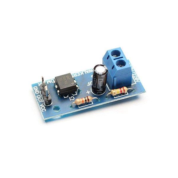 Módulo Sensor de Tensão AC 127V - 220V