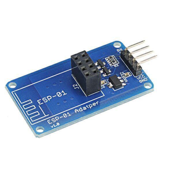 Adaptador Módulo Wifi ESP8266 01 3.3V/5V