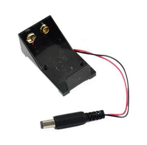 Case Bateria 9V P4