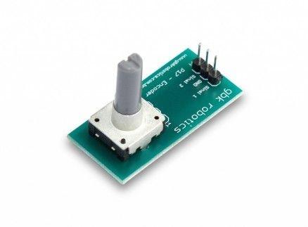 Módulo Encoder Rotativo GBK Robotics