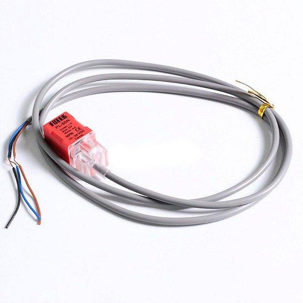 Sensor Indutivo de Proximidade NPN Fotek PL-05N