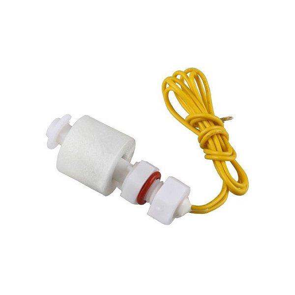 Sensor Nível de Líquido Água Tipo Bóia ON/OFF