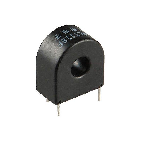 Transformador de Corrente AC ZMCT118F 5A/5mA Não Invasivo