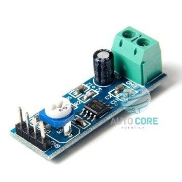 Módulo Amplificador de Áudio LM386